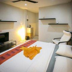 Отель Infinity Guesthouse 2* Стандартный номер с различными типами кроватей фото 5