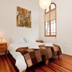 Отель Abracadabra B&B 3* Стандартный номер с двуспальной кроватью (общая ванная комната) фото 14