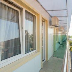 Гостиница Триумф балкон