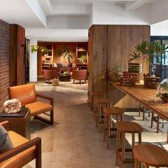Отель 1 Hotel Central Park США, Нью-Йорк - отзывы, цены и фото номеров - забронировать отель 1 Hotel Central Park онлайн интерьер отеля