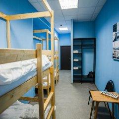 Hostel Tverskaya 5 Кровать в общем номере двухъярусные кровати