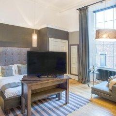Отель Twelve Picardy Place Великобритания, Эдинбург - отзывы, цены и фото номеров - забронировать отель Twelve Picardy Place онлайн комната для гостей фото 4