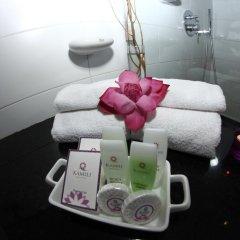 Отель Kamili Beach Villa 4* Улучшенный номер с различными типами кроватей фото 3