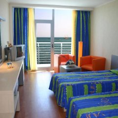 Отель SOL Marina Palace 4* Стандартный номер с разными типами кроватей фото 4