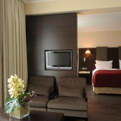 Отель NH Collection Berlin Mitte Am Checkpoint Charlie 4* Стандартный номер с разными типами кроватей фото 39