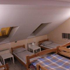 Хостел Х.О. Кровать в общем номере с двухъярусной кроватью фото 19
