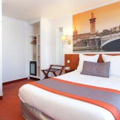 Отель Hôtel Alyss Saphir Cambronne Eiffel 3* Стандартный номер с двуспальной кроватью фото 4