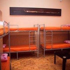 Art Hostel Galereya Кровать в общем номере