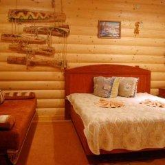 Гостиница Panorama Karpat Yablunytsya Семейный номер категории Эконом с двуспальной кроватью фото 4
