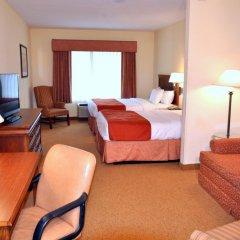 Отель Country Inn & Suites Queensbury комната для гостей фото 4