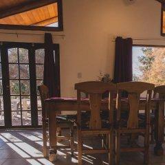 Отель Cabañas Rio Soñado Сан-Рафаэль в номере