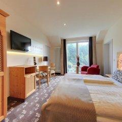 Отель Akzent Waldhotel Rheingau 4* Номер Комфорт с различными типами кроватей фото 10