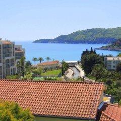 Отель Rooms Villa Desa пляж