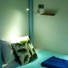 Hey beach hostel Кровать в общем номере фото 13