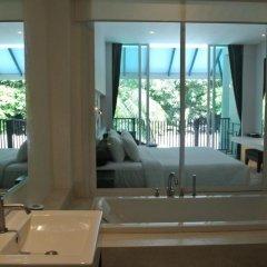 Отель Sarikantang Resort And Spa 3* Номер Делюкс с различными типами кроватей фото 7