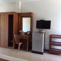 Отель Lanta Paradise Beach Resort 3* Стандартный номер с различными типами кроватей фото 10