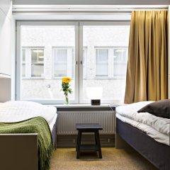 STF Göteborg City Hotel 2* Стандартный номер с различными типами кроватей фото 4