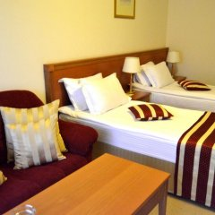 Гранд Отель Валентина 5* Стандартный номер с различными типами кроватей фото 8