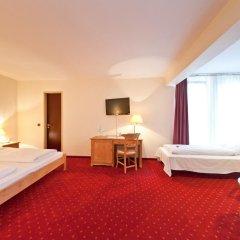 Novum Hotel Madison Düsseldorf Hauptbahnhof 4* Стандартный номер с двуспальной кроватью фото 4