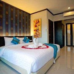 Kata Green Beach Hotel 3* Улучшенный номер с различными типами кроватей фото 14