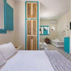 Апартаменты Nissia Apartments Студия с различными типами кроватей фото 2