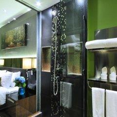 Отель The Continent Bangkok by Compass Hospitality 4* Номер Делюкс с различными типами кроватей фото 13