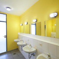 BednBudget Hostel Dorms Hannover ванная
