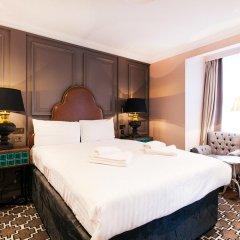Hotel Indigo Edinburgh - Princes Street 4* Улучшенный номер с двуспальной кроватью фото 3