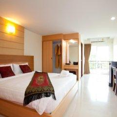 Amnauysuk Hotel 3* Улучшенный номер с различными типами кроватей фото 4
