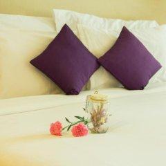 Royal Phuket City Hotel 4* Улучшенный номер двуспальная кровать фото 4