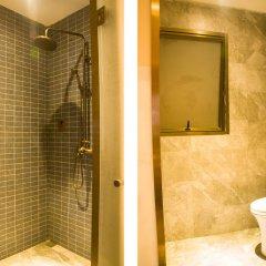 Отель James Joyce Coffetel (guangzhou exhibition center branch) Гуанчжоу ванная