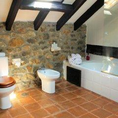 Отель La Casona de Suesa ванная