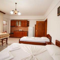 Отель Dine Албания, Ксамил - отзывы, цены и фото номеров - забронировать отель Dine онлайн комната для гостей фото 4