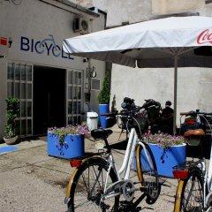 Bicycle Belgrade Hostel Белград спортивное сооружение