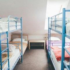 Хостел Крыша Кровать в женском общем номере двухъярусные кровати фото 3