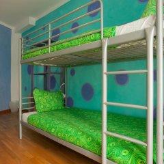 Отель Ericeira Surf Camp 2* Кровать в общем номере двухъярусные кровати фото 8