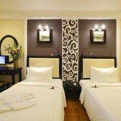 Hoian Sincerity Hotel & Spa 4* Улучшенный номер с различными типами кроватей фото 6