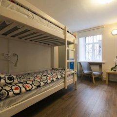 Woman Hostel Кровать в общем номере с двухъярусной кроватью фото 6