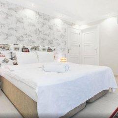 Отель Defne Suites Номер Делюкс с двуспальной кроватью фото 11