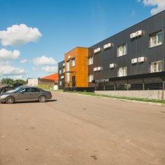 Гостиница Кутузов парковка