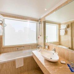 TRYP Lisboa Oriente Hotel 4* Стандартный номер с различными типами кроватей фото 4
