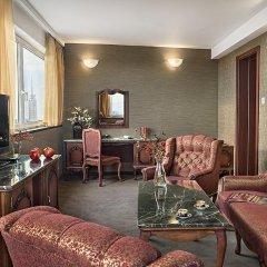 Park- Hotel Moskva 3* Люкс с разными типами кроватей фото 6
