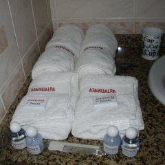 Отель Atahualpa mi Posada ванная фото 2