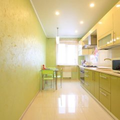Апартаменты Apartments on Mayskiy Pereulok 5 питание
