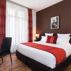 Best Western Plus Hotel Massena Nice 4* Стандартный номер с различными типами кроватей фото 7