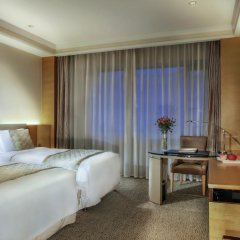Millennium Hotel Chengdu 4* Номер Делюкс с различными типами кроватей