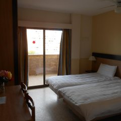 Отель Marbella Испания, Курорт Росес - отзывы, цены и фото номеров - забронировать отель Marbella онлайн комната для гостей фото 5