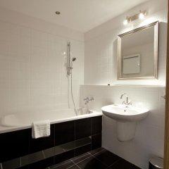 Отель Don Prestige Residence Польша, Познань - 1 отзыв об отеле, цены и фото номеров - забронировать отель Don Prestige Residence онлайн ванная фото 2
