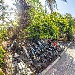 Отель Ocean Grand at Hulhumale Мальдивы, Мале - отзывы, цены и фото номеров - забронировать отель Ocean Grand at Hulhumale онлайн парковка