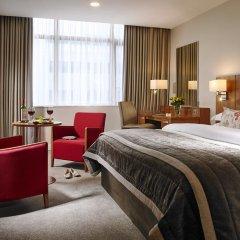 Mespil Hotel 4* Представительский номер с различными типами кроватей